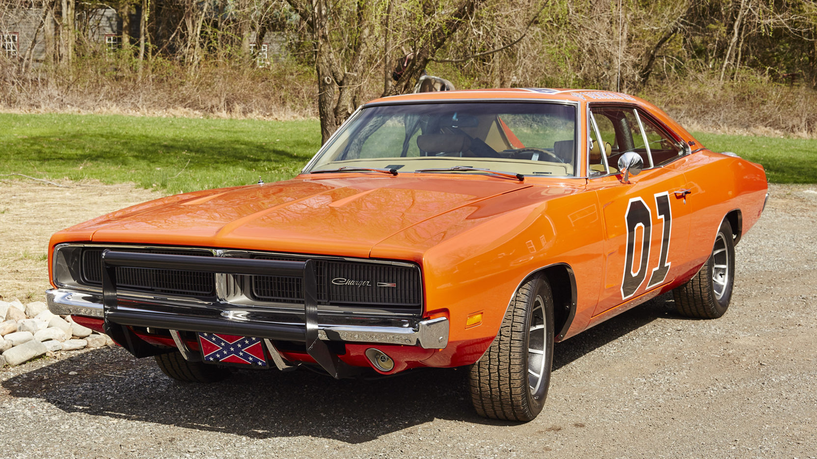Dukes of Hazzard Car: General Lee (Facts & Figures)